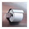 Keuco Edition 300 Toilet Paper Holder With Lid  Chrome-Plated 30060 010000