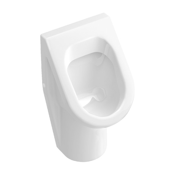 V & B Omnia Architectura Siphonic Urinal  with Concealed Inlet, fastening St and Concealed Waste Unit 5574.00.01 | 9326.00.00