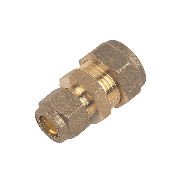 Prestex Compression PX40 Reducing Coupling 15mm x 8mm      709027
