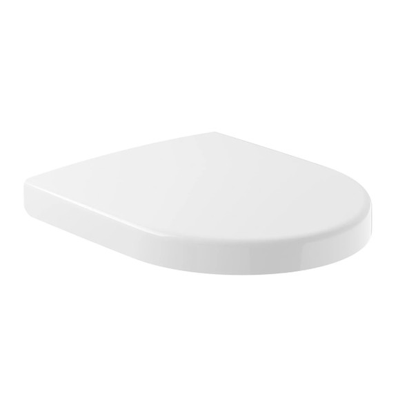 V&B Omnia Architectura Compact Soft Close Seat White - 9966.S2.01 / 9M66.S2.01