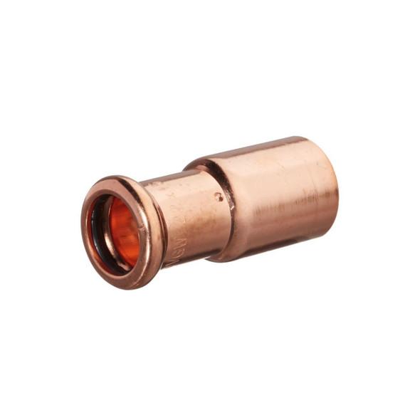 M-PRESS Copper-Press 67mm x 28mm M x F Straight Fitting Reducer 684306628
