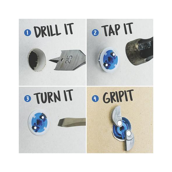 Gripit Universal Tile Saw    GTILESAW