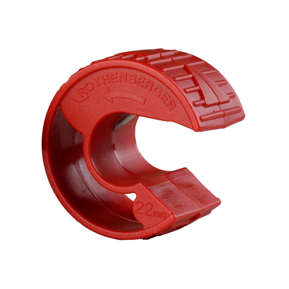 Rothenberger Plasticut Pipe Cutter for Plastic Pipe 22mm      59022R