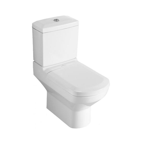 V&B Sentique C/C Free Standing  Pan 375 x 590mm White - 5625.10.01