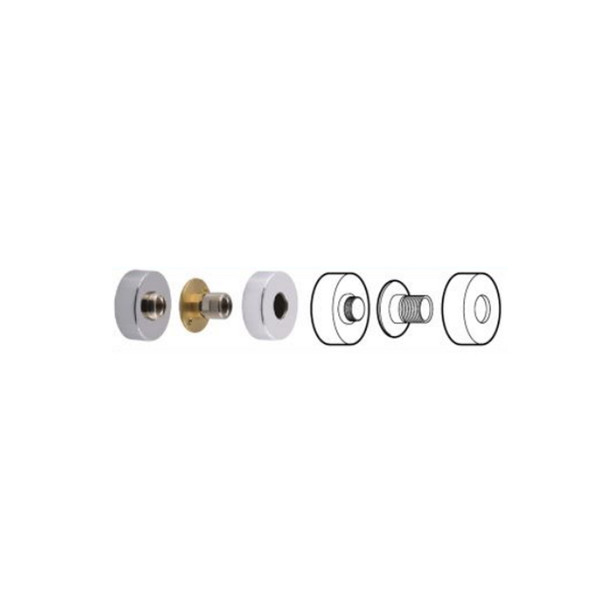 Roca Easy Fix Kit for Bar Showers - ZD50010022