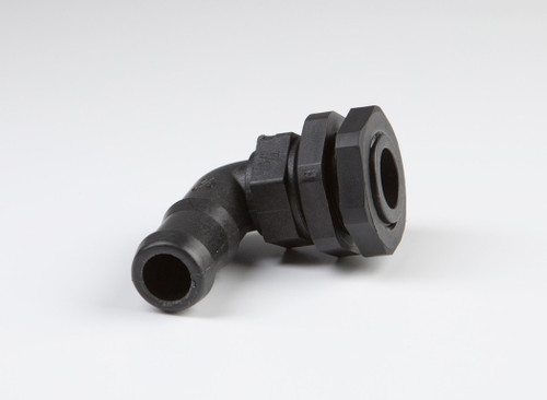 """3/4"""" Barbed Standard Threaded Fitting-90 degree"""