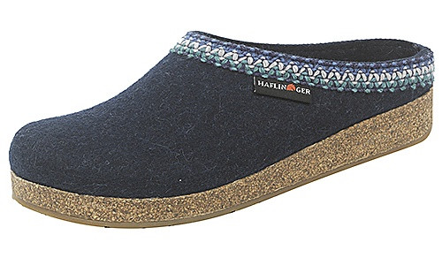 Haflinger GZ Zig Zag - Captains Blue