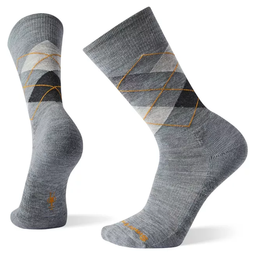 Smartwool Men's Diamond Jim - Lunar Gray
