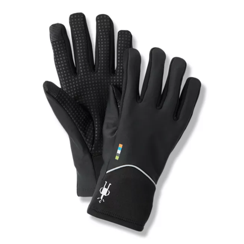 Smartwool Merino Sport Fleece Wind Training Glove - Black