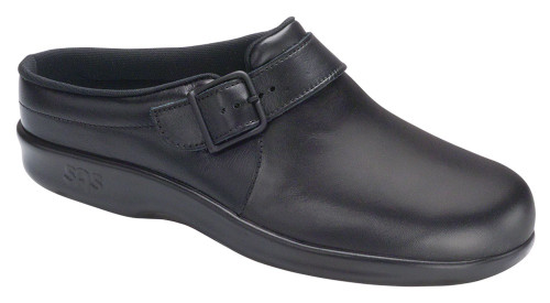 SAS Women's Clog - Black
