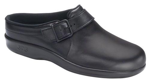 SAS Women's Clog - Black