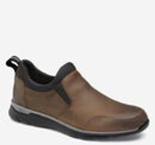 Johnston & Murphy Men's Prentiss Slip On - Tan