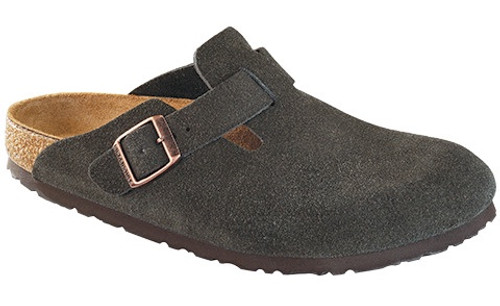 Birkenstock Boston Soft Footbed - Mocha