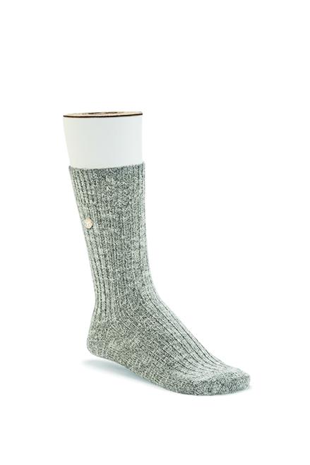 Birkenstock Slub Sock - Grey