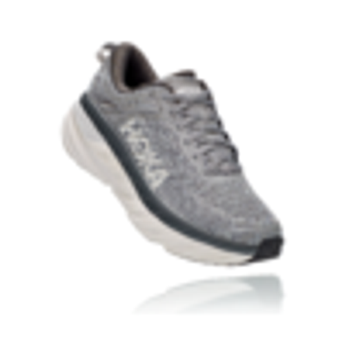 Wide dove dark shadow colored Bondi 7 from Hoka One One.