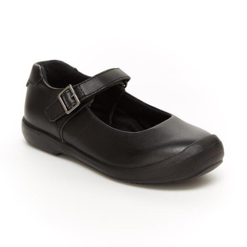 Black mary jane style shoe by Stride Rite.