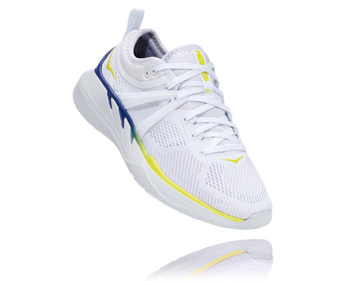 Hoka One One Women's Tivra - White/Artic Ice