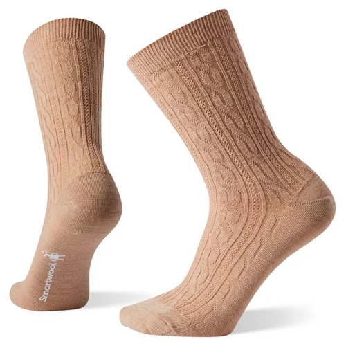 Smartwool Women's Cable II - Camel