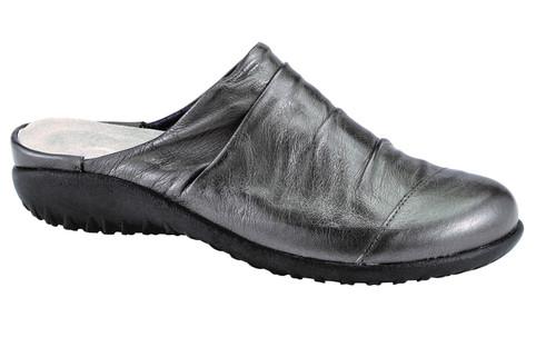 Naot Women's Paretao - Crinkle Steel