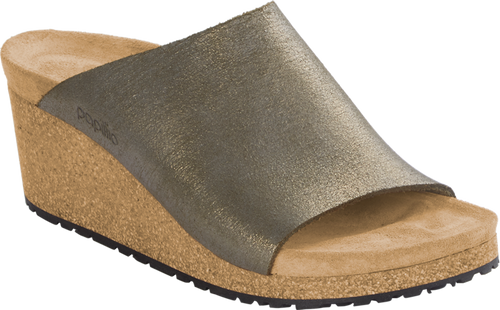 Birkenstock Women's Namica - Washed Gold Leather