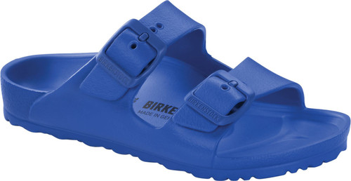 Birkenstock Children's Arizona EVA - Ultra Blue