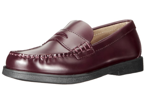 Sperry Children's Colton - Burgundy