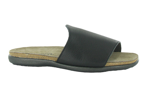 Naot Women's Skylar - Soft Black Leather
