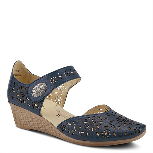 Spring Step Women's Nougat - Navy