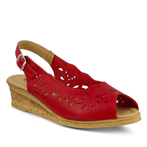 Spring Step Women's Orella - Red