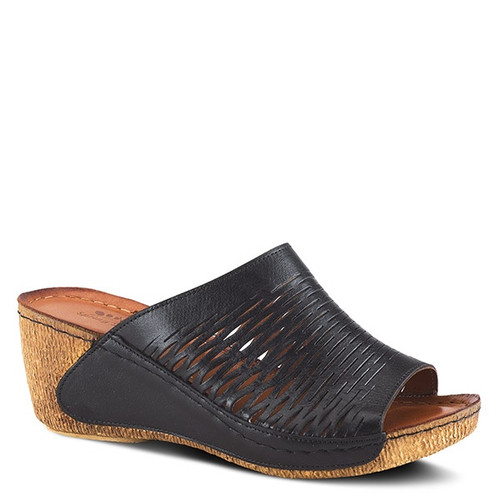 Spring Step Women's Cunacena - Black