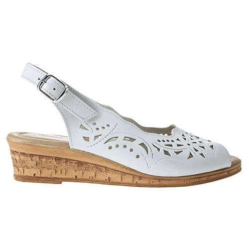 Spring Step Women's Orella - White