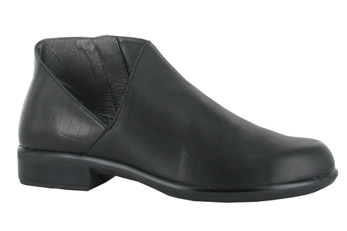 Naot Women's Bayamo - Soft Black/Black Croc