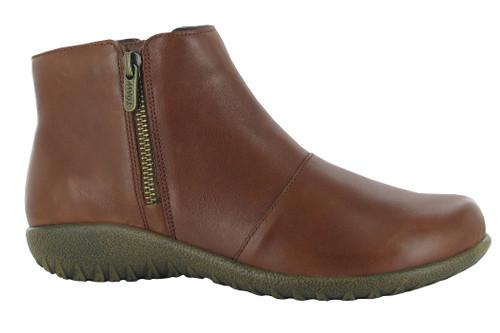 Naot Women's Wanaka - Soft Chestnut Leather