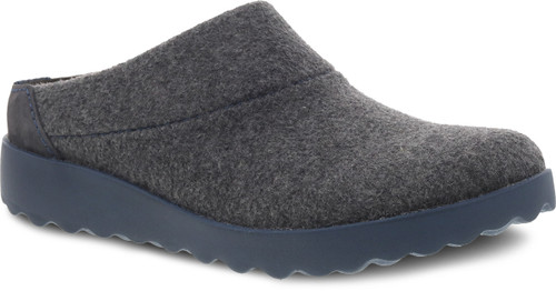 Dansko Women's Lucie - Charcoal Wool