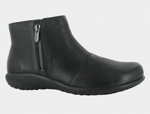 Naot Women's Wanaka - Soft Black Leather