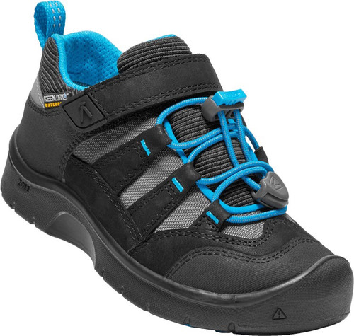 Keen Children's Hikeport WP - Black/Blue Jewel