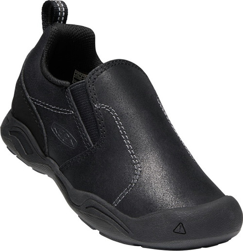 Keen Children's Jasper Slip On - Black/Raven