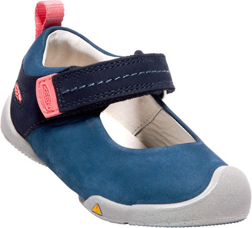 Keen Children's Pep Mary Jane - Dress Blues/Sugar Coral