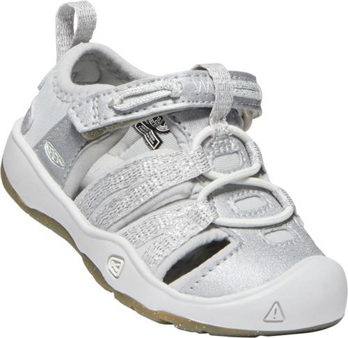 Keen Children's Moxie Sandal - Silver