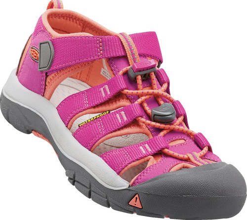 Keen Children's Newport H2 - Very Berry/Fusion Coral