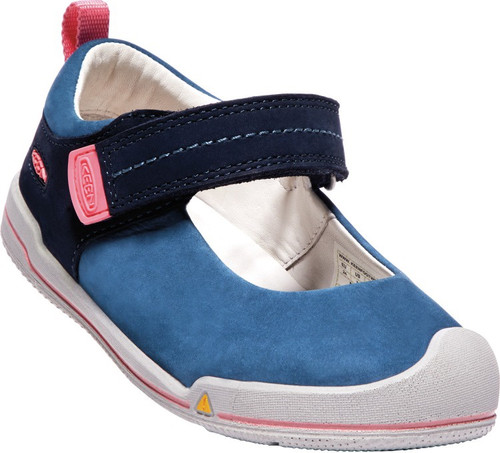 Keen Children's Sprout Mary Jane - Dress Blues/Sugar Coral