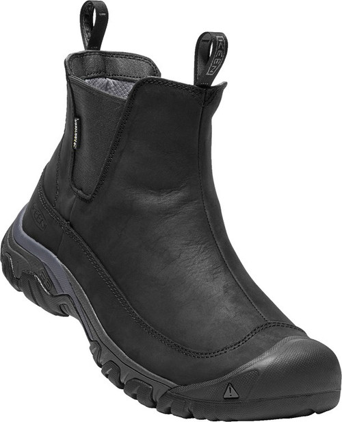 Keen Men's Anchorage Boot III WP - Black/Raven