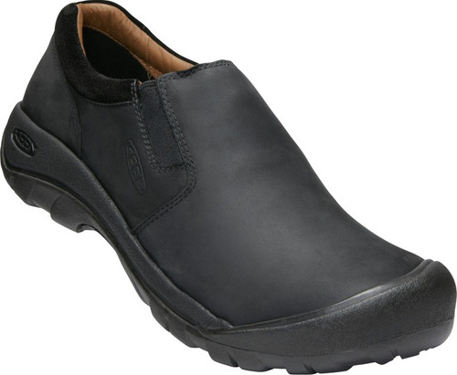 Keen Men's Austin Casual Slip - Black/Raven