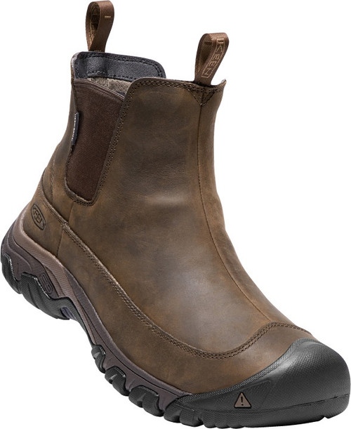 Keen Men's Anchorage Boot III WP - Dark Earth/Mulch