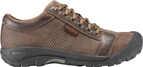 Keen Men's Austin - Chocolate Brown