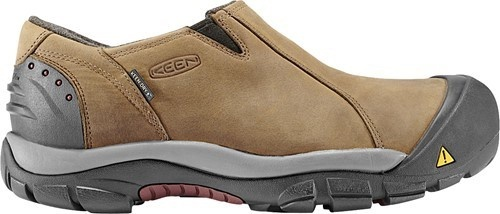 Keen Men's Brixen Low - Slate Black/Madder Brown