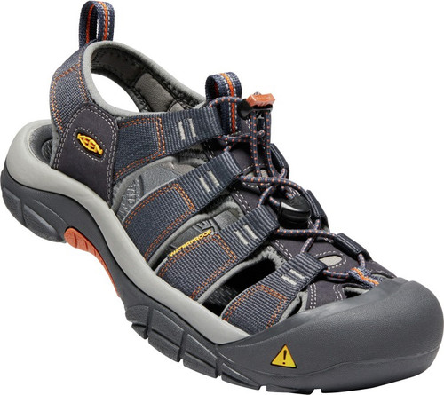 Keen Men's Newport H2 - India Ink/Rust