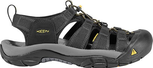 Keen Men's Newport H2 - Black