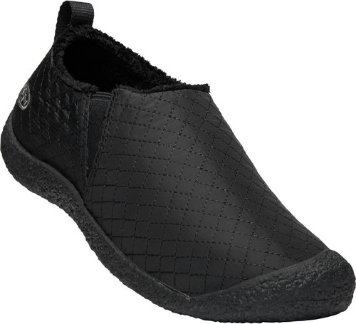 Keen Women's Howser III - Black Quilted