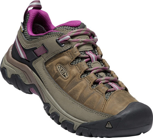 Keen Women's Targhee III WP - Weiss/Boysenberry